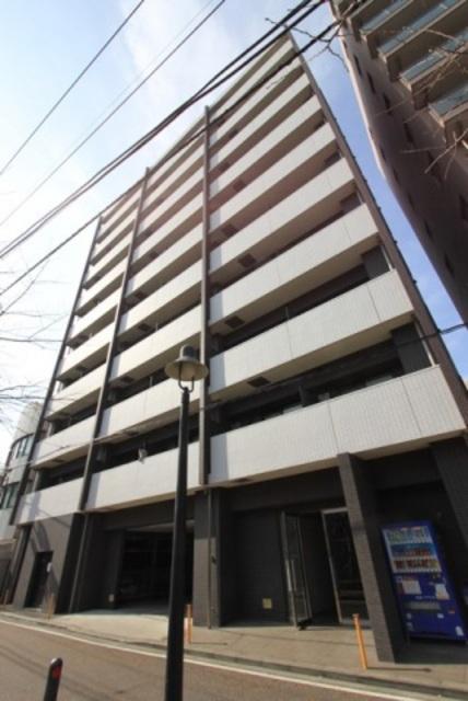 ラグジュアリーアパートメント横浜黄金町外観