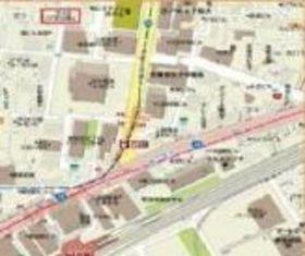 三田駅 徒歩4分案内図