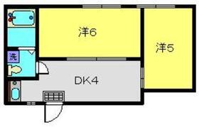 サンビレイ22階Fの間取り画像