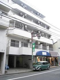 スカイコート渋谷の外観画像