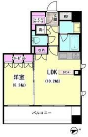 エスティメゾン大井仙台坂 507号室