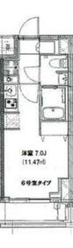 アルテシモグレアス4階Fの間取り画像