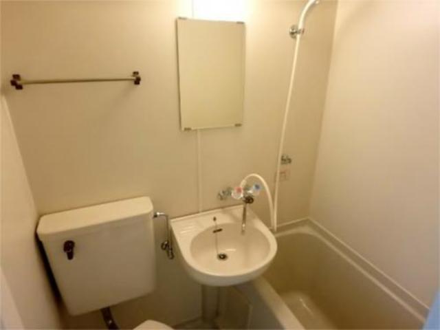 サードフロンティア洗面所