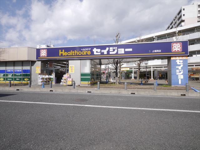 ウイング上福岡[周辺施設]ドラックストア