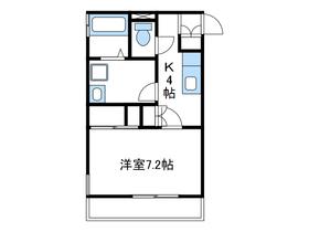 厚木駅 徒歩10分1階Fの間取り画像