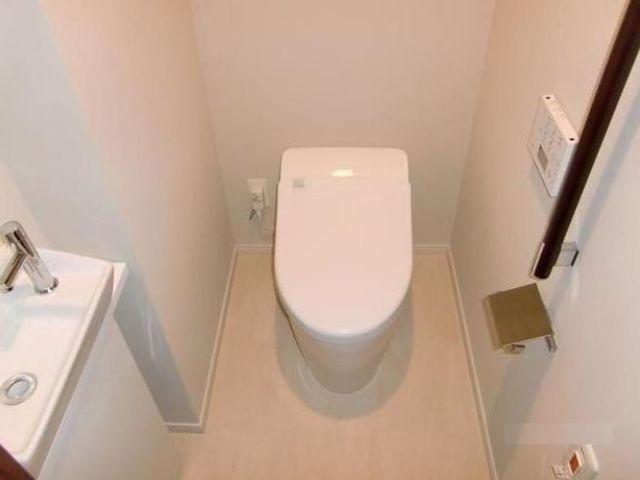 キャピタルゲートプレイス ザ・タワートイレ