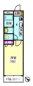 グランアモール 103号室