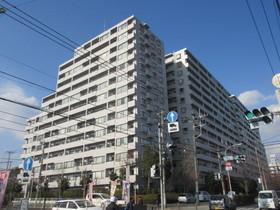 日吉ロイヤルマンションの外観画像