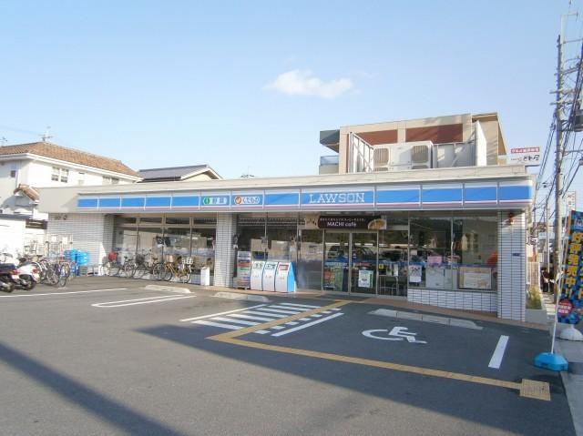 ローソン池田石橋三丁目店