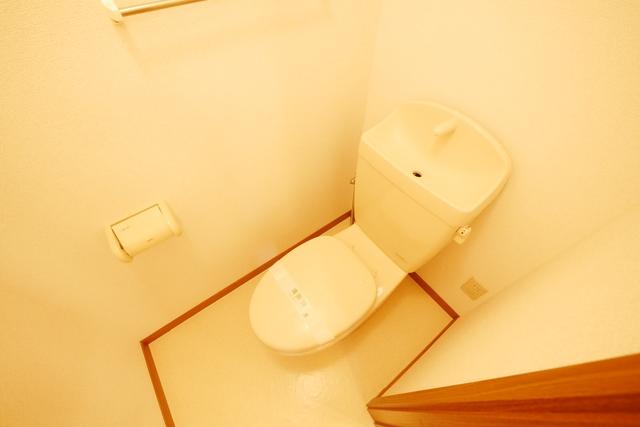 インディゴプラントトイレ