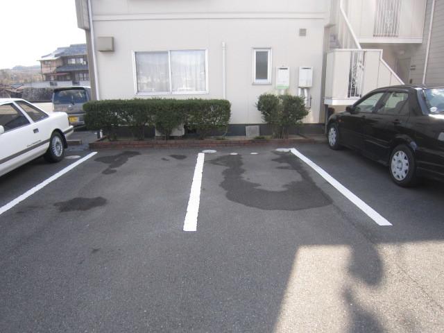 タウニィ樹 A駐車場