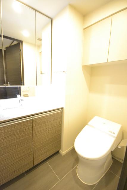 パークハビオ恵比寿トイレ