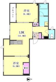 (仮称)南大井5丁目シャーメゾン 201号室
