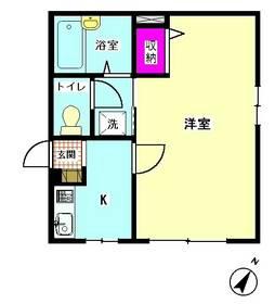 メイプルフラッツ 101号室