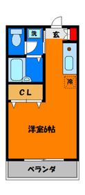 使いやすいワンルーム!!
