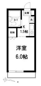エ・ソール千川2階Fの間取り画像