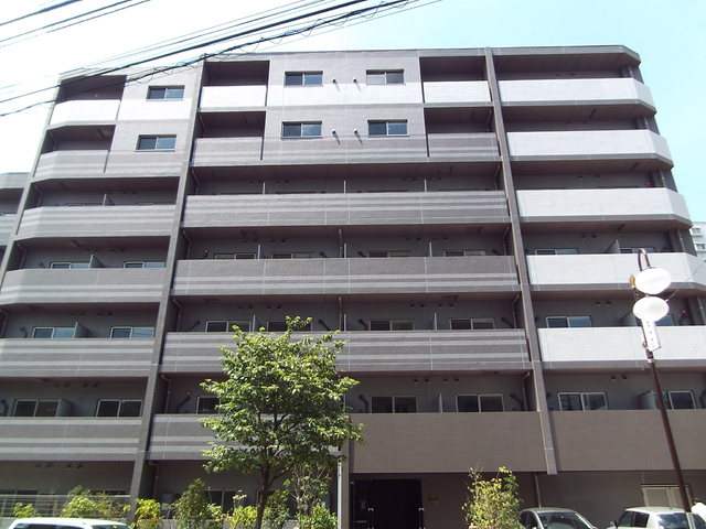 大きな分譲賃貸マンション★