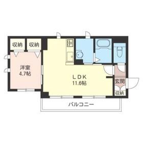 仮)大森西1丁目シャーメゾン 102号室