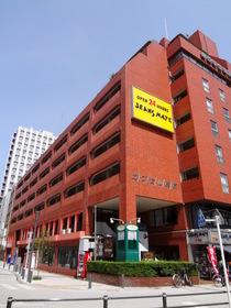 東京学生会館の外観画像