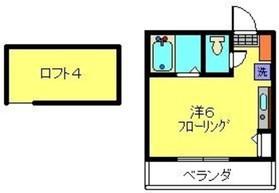 リバーサイド282階Fの間取り画像