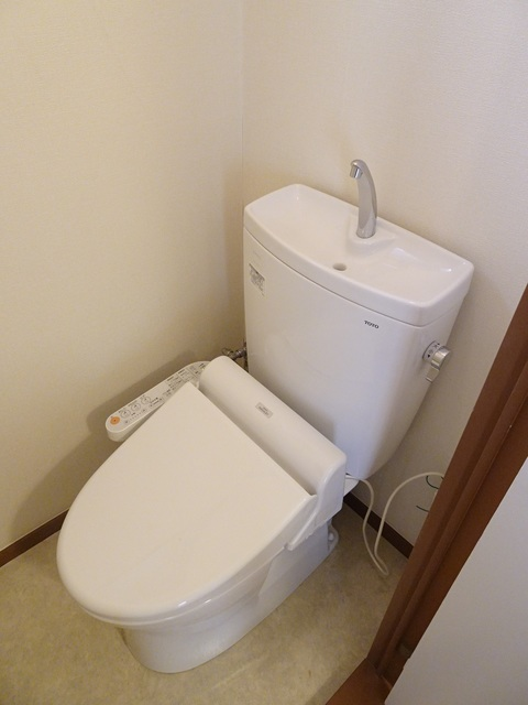 メゾン美原トイレ