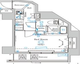弘明寺駅 徒歩14分1階Fの間取り画像