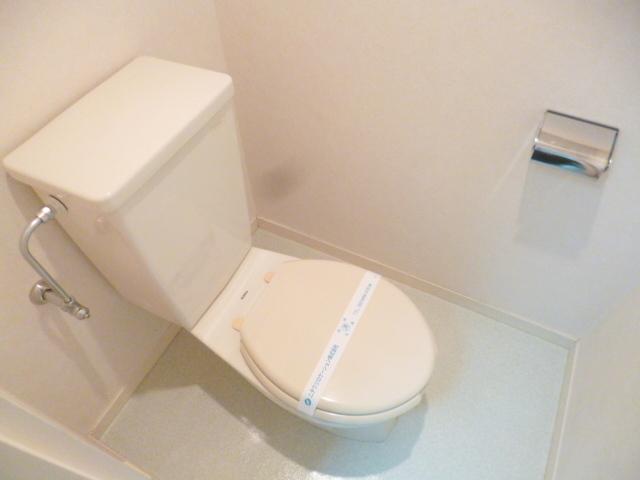 アーバンクレセントトイレ