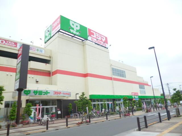 武蔵境駅 徒歩20分[周辺施設]ショッピングセンター