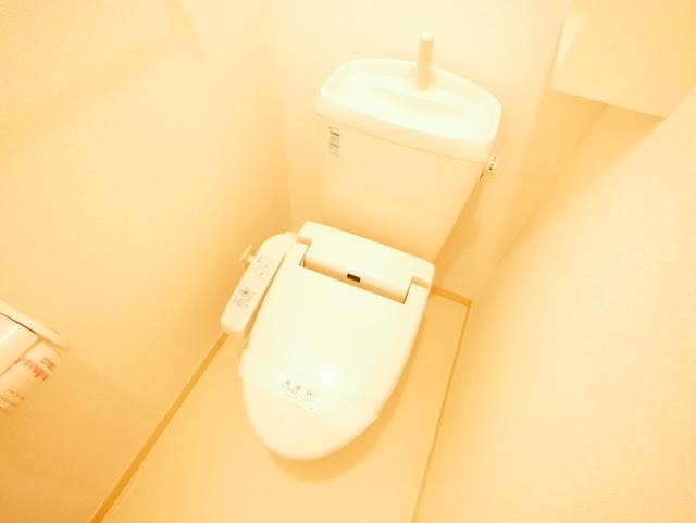ベリーリーフトイレ