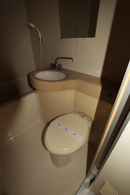 ハウス岡沢No.2トイレ
