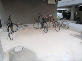 ケーフォレスト駐車場