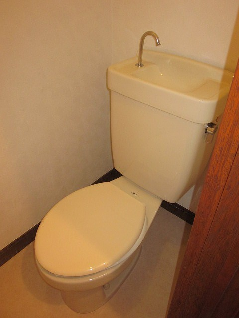 ハイツ峯宇トイレ