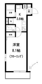 レグルス3階Fの間取り画像