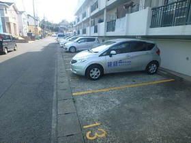 アメニティービレッジ駐車場