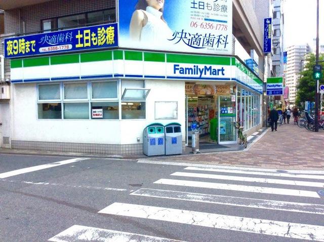 ファミリーマート天神橋六丁目店