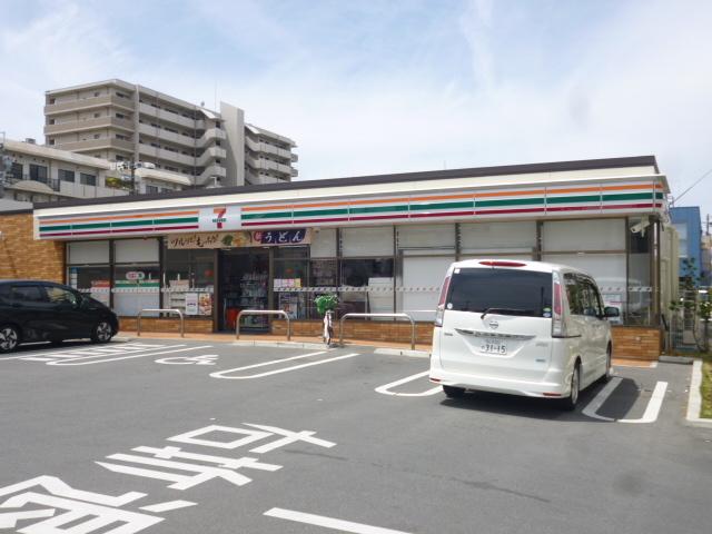 セブンイレブン大阪横堤4丁目店