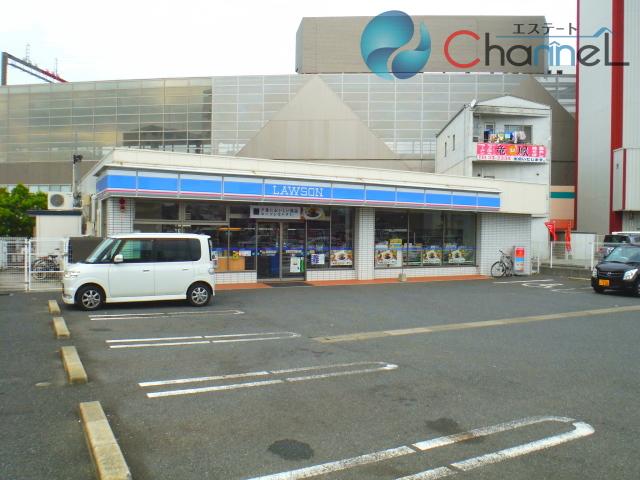 ローソン久留米花畑店