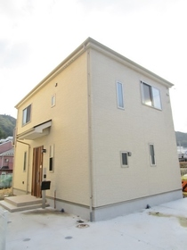 津久井住宅の外観画像
