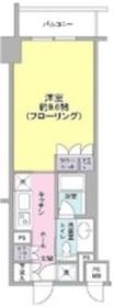 コンパートメント東京中央3階Fの間取り画像