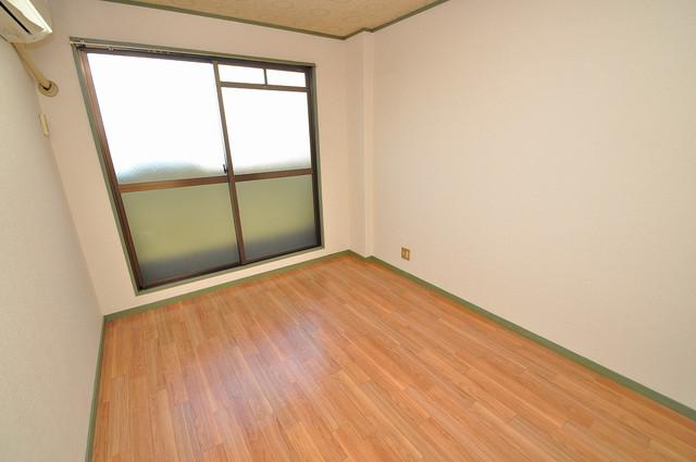 スペラーレ今里 陽当りの良いベッドルームは癒される心地良い空間です。