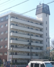 わらびペアシティの外観画像