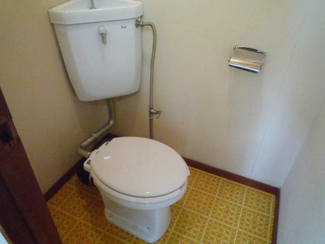 仲手原ハウストイレ
