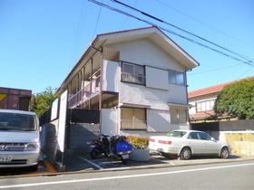第2栗山荘全室南向き 閑静な住宅街