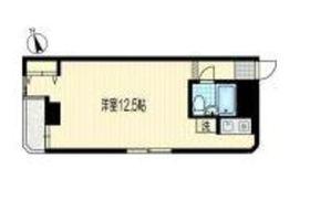 パシフィックパレス川崎宮本町4階Fの間取り画像