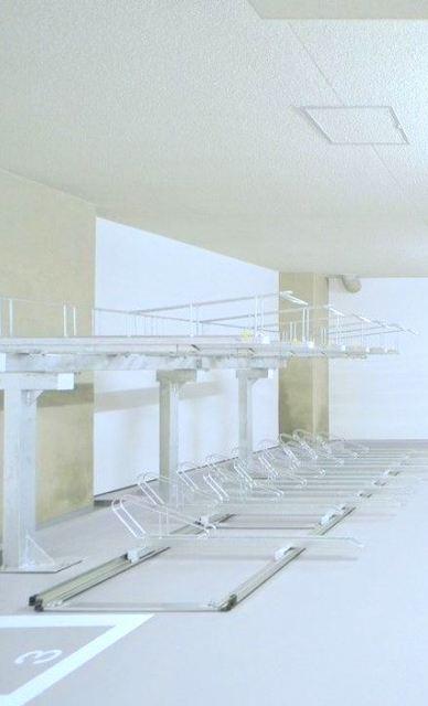 ザ・パークハビオ横浜山手共用設備