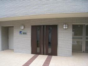 スカイコート池袋西弐番館エントランス