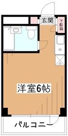TOP東村山4階Fの間取り画像