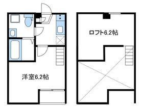 プラム相武台2階Fの間取り画像