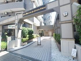 ライオンズマンション橋本駅前エントランス
