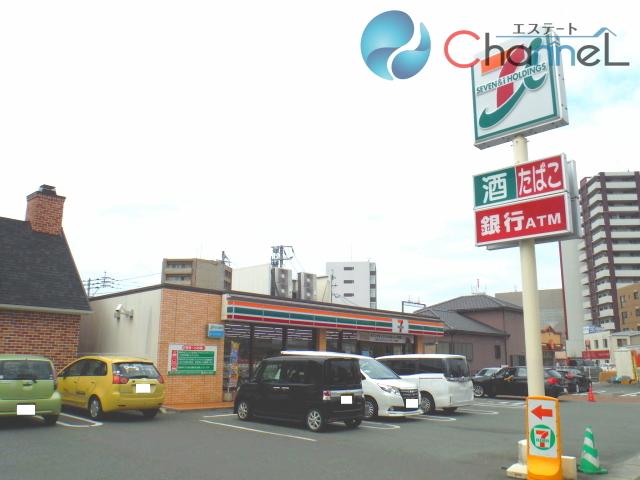 セブンイレブン久留米花畑店